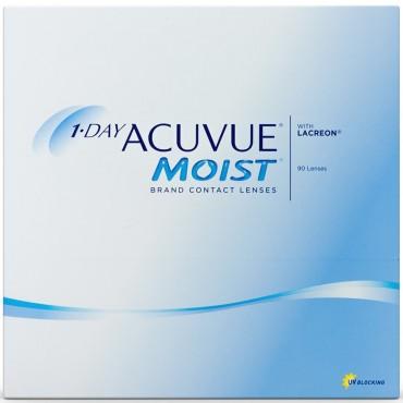 1-day Acuvue Moist (90) lenti a contatto di www.interlenti.it