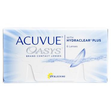 Acuvue Oasys  lenti a contatto di www.interlenti.it