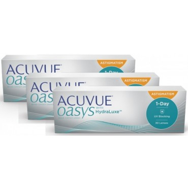 Acuvue Oasys 1-Day for Astigmatism (90)  lenti a contatto di www.interlenti.it