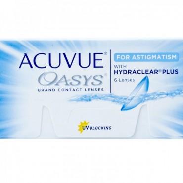 Acuvue Oasys for Astigmatism (6) lenti a contatto di www.interlenti.it