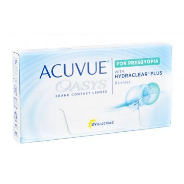 Acuvue Oasys for Presbyopia  lenti a contatto di www.interlenti.it