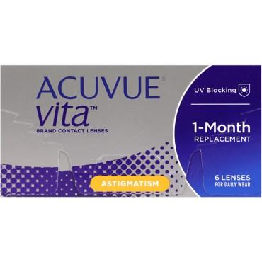 Acuvue Vita for Astigmatism (6) lenti a contatto di www.interlenti.it