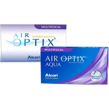 Air Optix Aqua Multifocal (6) lenti a contatto di www.interlenti.it