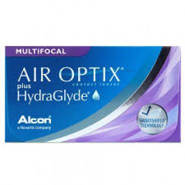 Air Optix Plus HydraGlyde Multifocal (6) lenti a contatto di www.interlenti.it