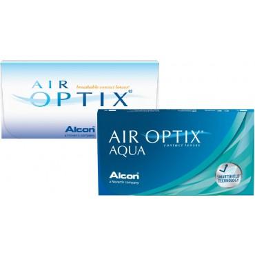 Air Optix Aqua (6) lenti a contatto di www.interlenti.it