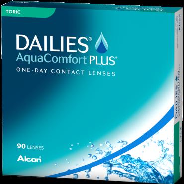 Dailies Aquacomfort Plus Toric (90) lenti a contatto di www.interlenti.it