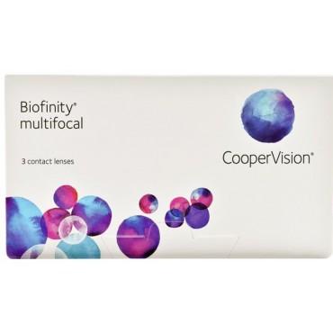 Biofinity Multifocal (3) lenti a contatto di www.interlenti.it