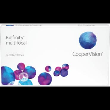 Biofinity Multifocal (6) lenti a contatto di www.interlenti.it