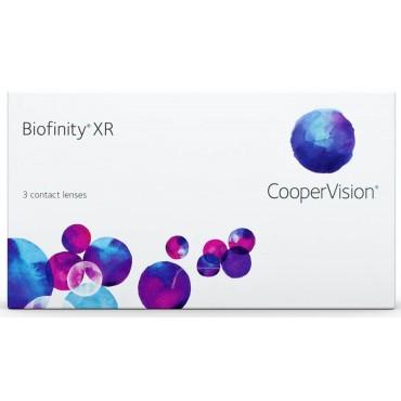 Biofinity XR (3) lenti a contatto di www.interlenti.it