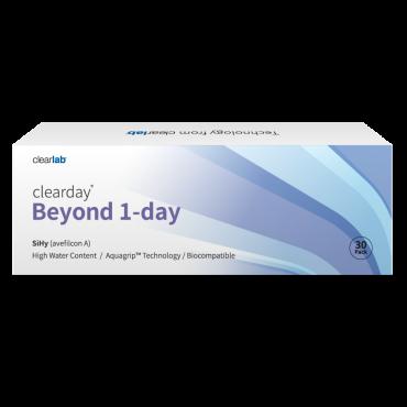 Clearday Beyond 1-Day (30) lenti a contatto di www.interlenti.it