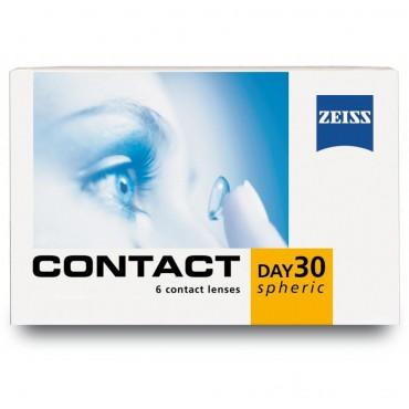 Contact Day 30 Spheric (6) lenti a contatto di www.interlenti.it