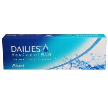 Dailies AquaComfort Plus  lenti a contatto di www.interlenti.it