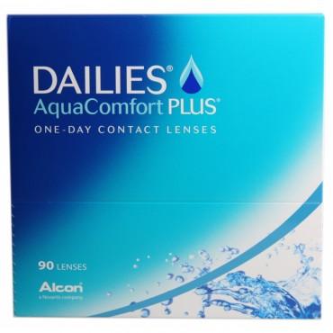 Dailies AquaComfort Plus (90) lenti a contatto di www.interlenti.it
