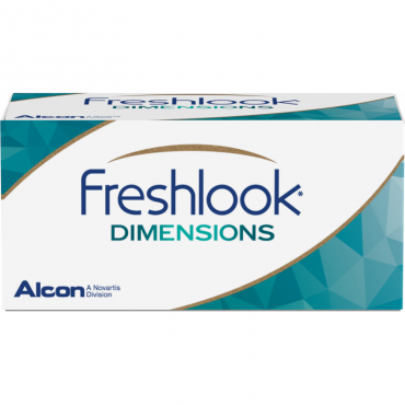 Freshlook Dimensions (2) lenti a contatto di www.interlenti.it