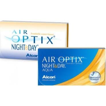 Air Optix Night and Day Aqua (6) lenti a contatto di www.interlenti.it