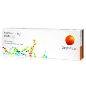 Proclear 1-Day Multifocal (30) lenti a contatto di www.interlenti.it