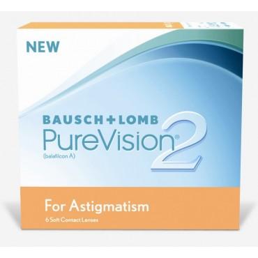 Purevision2 For Astigmatism (3) lenti a contatto di www.interlenti.it