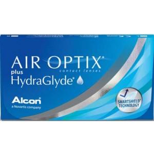 Air Optix plus HydraGlyde 3