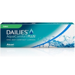Dailies Aquacomfort Plus Toric (30)